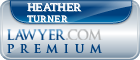 Heather Turner  Lawyer Badge