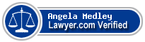 Angela Medley  Lawyer Badge