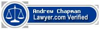 Andrew Philip Chapman  Lawyer Badge