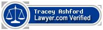 Tracey Jane Ashford  Lawyer Badge