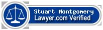 Stuart Edward Montgomery  Lawyer Badge