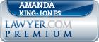 Amanda Yvonne King-Jones  Lawyer Badge