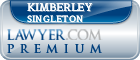 Kimberley Ian Singleton  Lawyer Badge