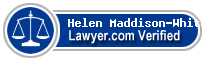 Helen Stella Maddison-White  Lawyer Badge