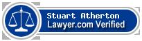 Stuart Atherton  Lawyer Badge