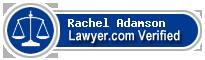 Rachel Jane Adamson  Lawyer Badge