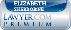 Elizabeth May Erena Sherborne  Lawyer Badge