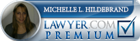 Michelle L. Hildebrand  Lawyer Badge