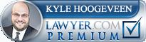 Kyle R Hoogeveen  Lawyer Badge