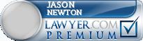 Jason Elwyn Newton  Lawyer Badge