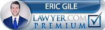 Eric William Gile  Lawyer Badge