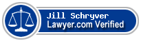 Jill Suzanne Schryver  Lawyer Badge