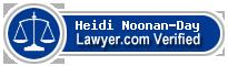 Heidi L. Noonan-Day  Lawyer Badge