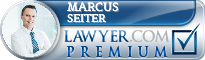 Marcus N. Seiter  Lawyer Badge