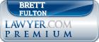 Brett D Fulton  Lawyer Badge