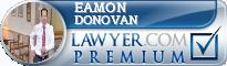 Eamon Thomas Donovan  Lawyer Badge