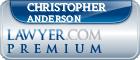 Christopher Robert Anderson  Lawyer Badge