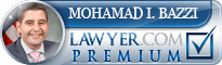 Mohamad I Bazzi  Lawyer Badge