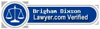 Brigham Alexander Dixson  Lawyer Badge