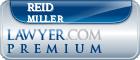 Reid Davis Miller  Lawyer Badge