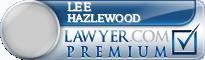 Lee Bennett Hazlewood  Lawyer Badge