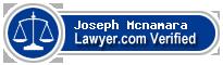 Joseph Leray Mcnamara  Lawyer Badge