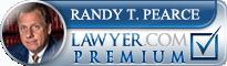 Randy T. Pearce  Lawyer Badge