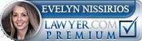 Evelyn F. Nissirios  Lawyer Badge