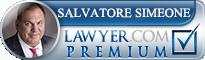 Salvatore A Simeone  Lawyer Badge