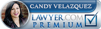 Candy Ley Velazquez  Lawyer Badge