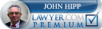 John Francis Hipp  Lawyer Badge