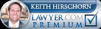 Keith Hirschorn  Lawyer Badge