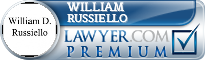 William D. Russiello  Lawyer Badge