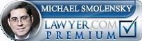 Michael A Smolensky  Lawyer Badge
