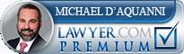 Michael A D'Aquanni  Lawyer Badge