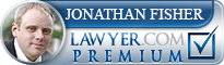 Jonathan P. Fisher  Lawyer Badge