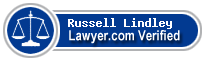 Russell Eugene Lindley  Lawyer Badge