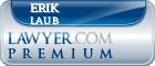 Erik Abram Laub  Lawyer Badge