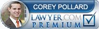 Corey Reece Pollard  Lawyer Badge