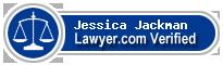 Jessica Jackman  Lawyer Badge