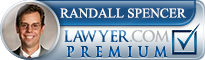 Randall Spencer  Lawyer Badge