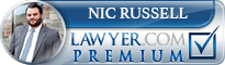 Nic R. Russell  Lawyer Badge