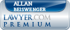 Allan D Beiswenger  Lawyer Badge