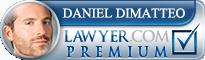 Daniel J. DiMatteo  Lawyer Badge