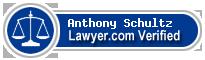 Anthony Talbott Schultz  Lawyer Badge