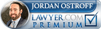 Jordan Michael Ostroff  Lawyer Badge