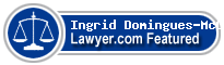 Ingrid Domingues-McConville  Lawyer Badge
