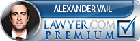 Alexander Randolph Vail  Lawyer Badge