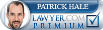 Patrick Michael Hale  Lawyer Badge