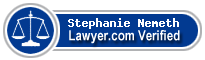 Stephanie L. Nemeth  Lawyer Badge